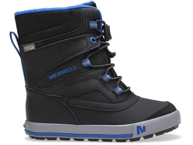Merrell Snow Bank 2.0 WP Saappaat Pojat, black